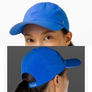 Lululemon Fast and Free Run Hat - Wild Bluebell